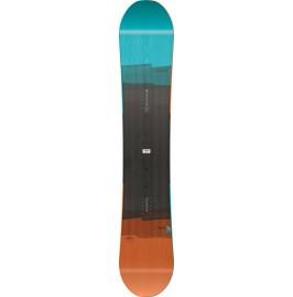 Une board technique renommée qui saura vous faire plaisir sur tous types de neige