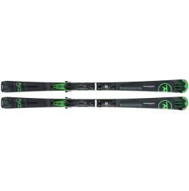 Un ski léger, puissant et performant sur piste